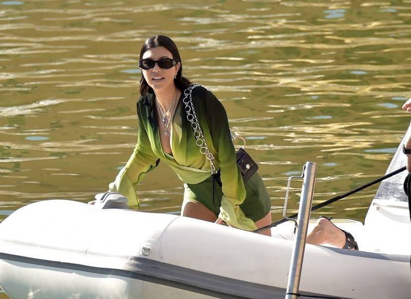 Kourtney Kardashian Butt 65