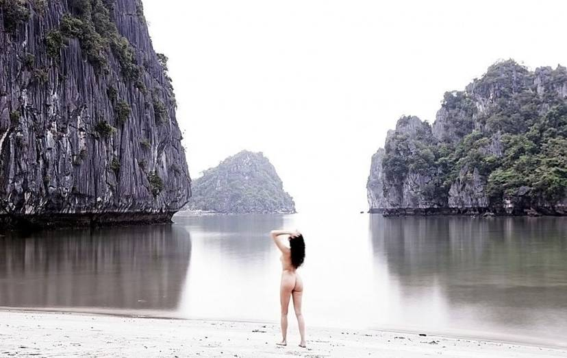 Lela Loren Naked Sexy Topless 86