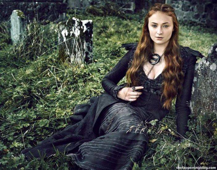 Sophie Turner Nude Sexy 65