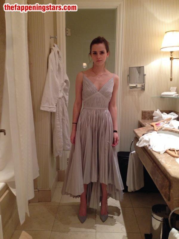 Leaked nude pics watson Emily Watson