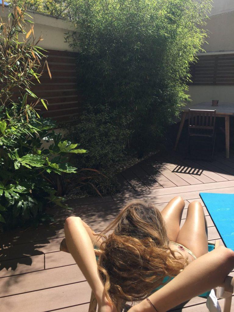 Nackt élodie fontan Elodie Fontan